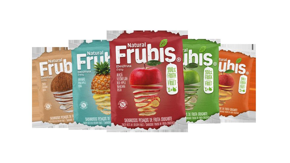 Fruta desidratada