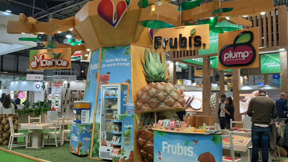 Grupo Luis Vicente en Fruit Attraction